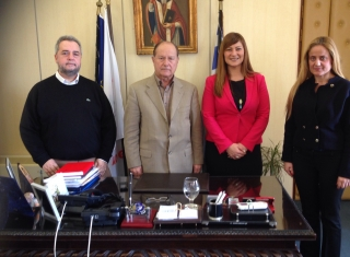 Δελτίο Τύπου του Δημάρχου Ζακύνθου για τη συνεργασία με τον ΣΕΤΕ