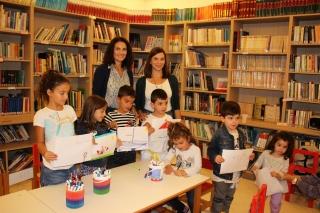 Δράση Συμβουλευτικού Κέντρου Γυναικών Δ. Ζακύνθου στην Ξενοπούλειο Παιδική Βιβλιοθήκη